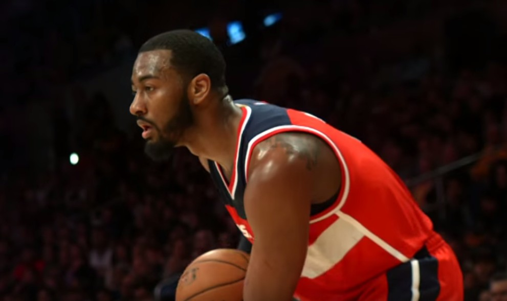 John Wall et les Wizards enchaînent à New York