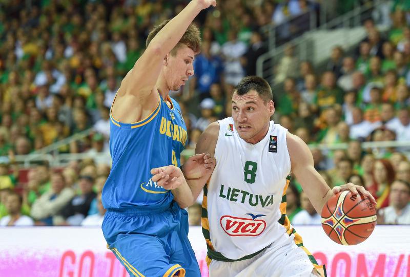 Jonas Maciulis guide la Lituanie vers une troisième victoire