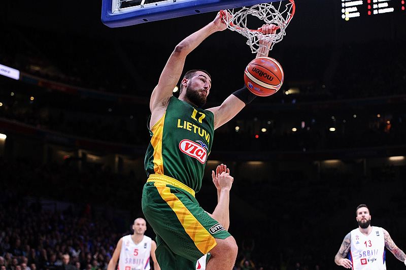 La Lituanie rejoint l'Espagne en finale !
