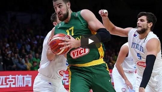 """Pour son coach, Jonas Valanciunas doit """"s'impliquer plus dans le basket"""""""