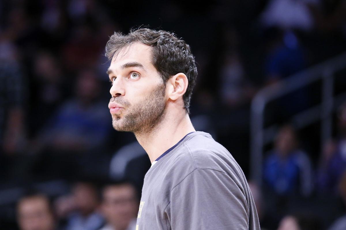 Jose Calderon veut rester aux Knicks l'an prochain