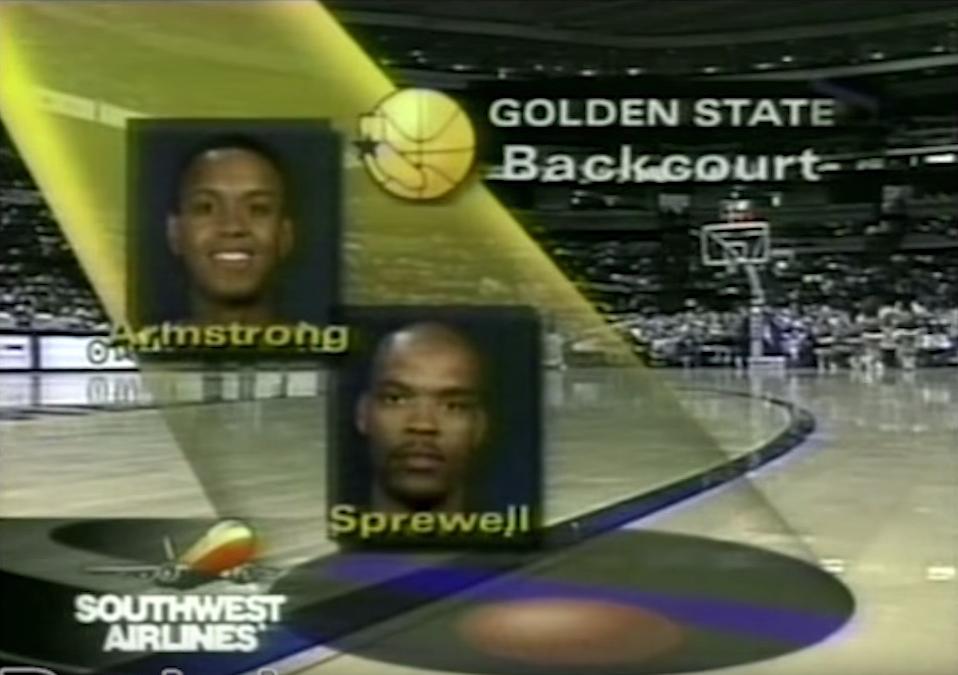 Le chef d'oeuvre de Latrell Sprewell : 46 points et 10 passes contre Dallas