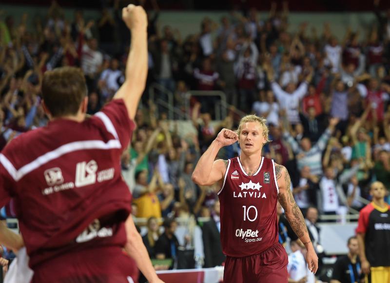 La République Tchèque surprise par la Lettonie