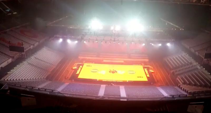 Vidéo : Le timelapse du Grand Stade de Lille