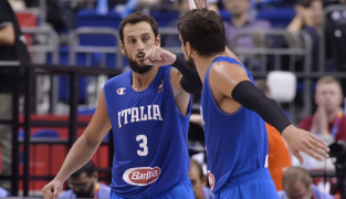 Marco Belinelli se pète la mâchoire avec l'Italie, trade annulé ?
