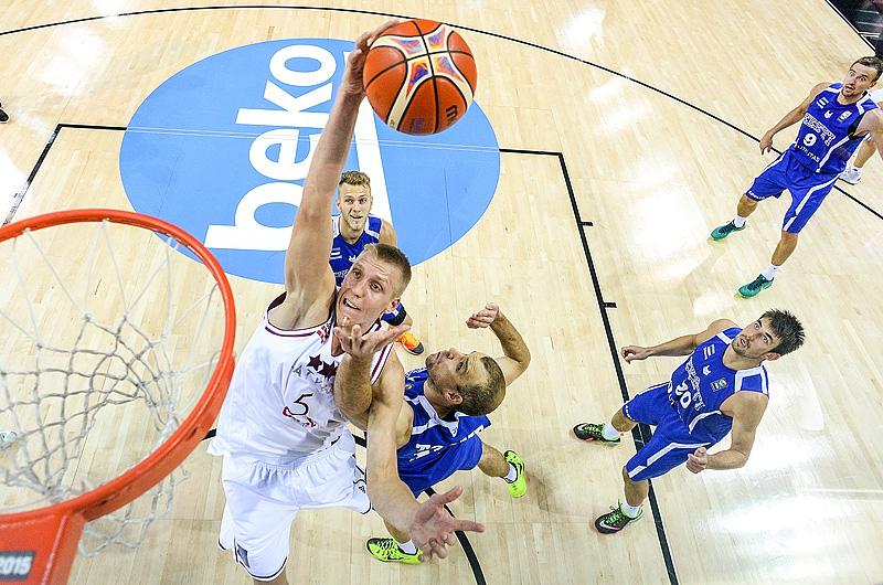 La Lettonie remporte le derby balte