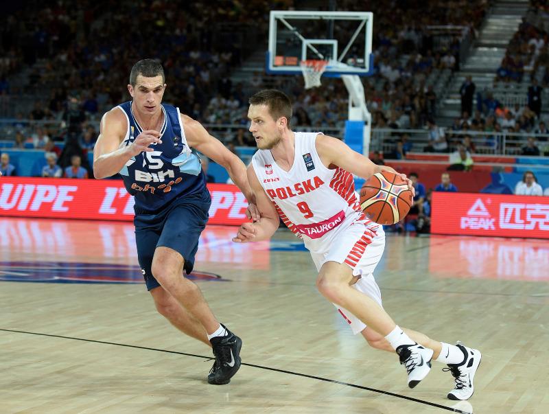 Eurobasket 2015 : La Pologne a eu chaud contre la Bosnie
