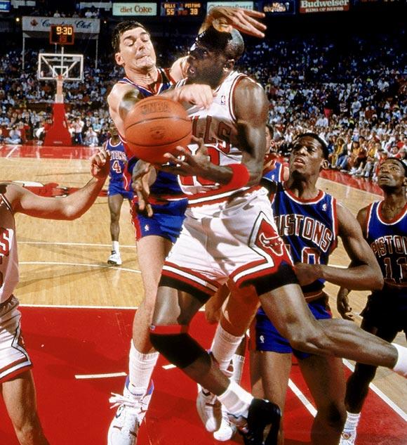 Vintage : Quand Bill Laimbeer semait la terreur sur les parquets NBA