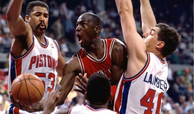 ... The Jordan Rules