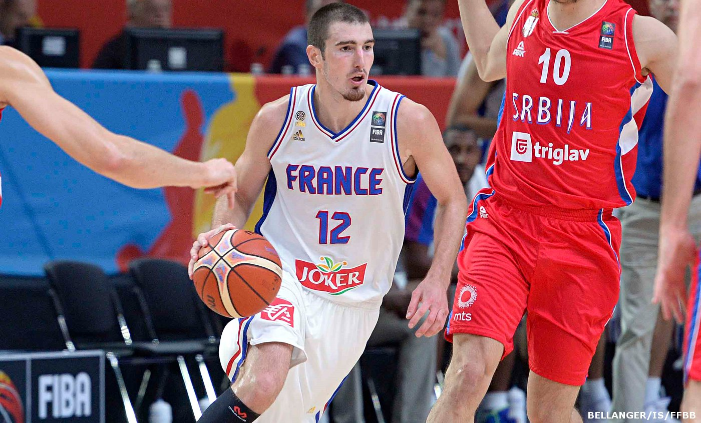"Nando De Colo : ""La NBA n'est plus une priorité"""
