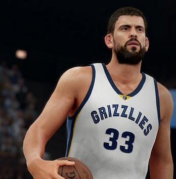 NBA2K16 : La liste des 10 meilleurs pivots