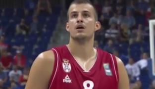Vidéo : Le shoot de la gagne de Nemanja Bjelica face à l'Allemagne