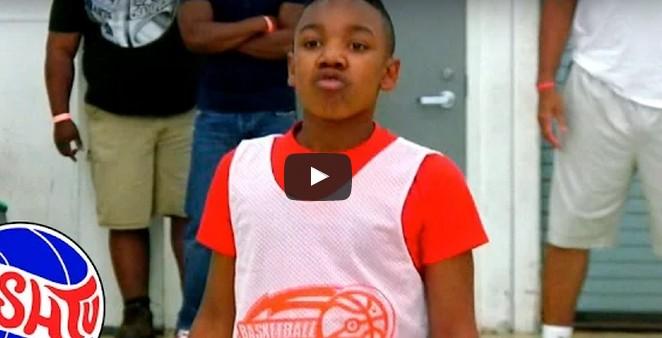 Mixtape : A 11 ans, le petit fils de Muggsy Bogues a déjà du game !