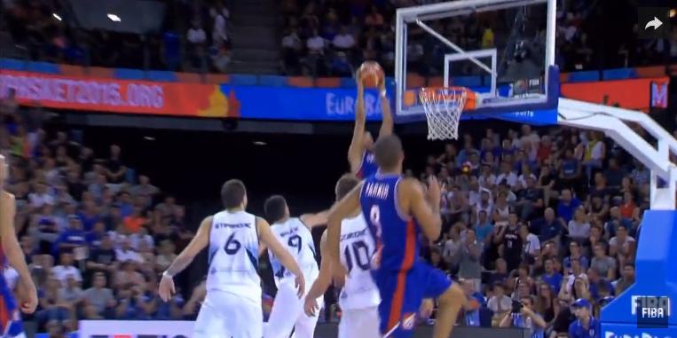 Top 5 Eurobasket-Jour 2 : Batum et Parker en n°1