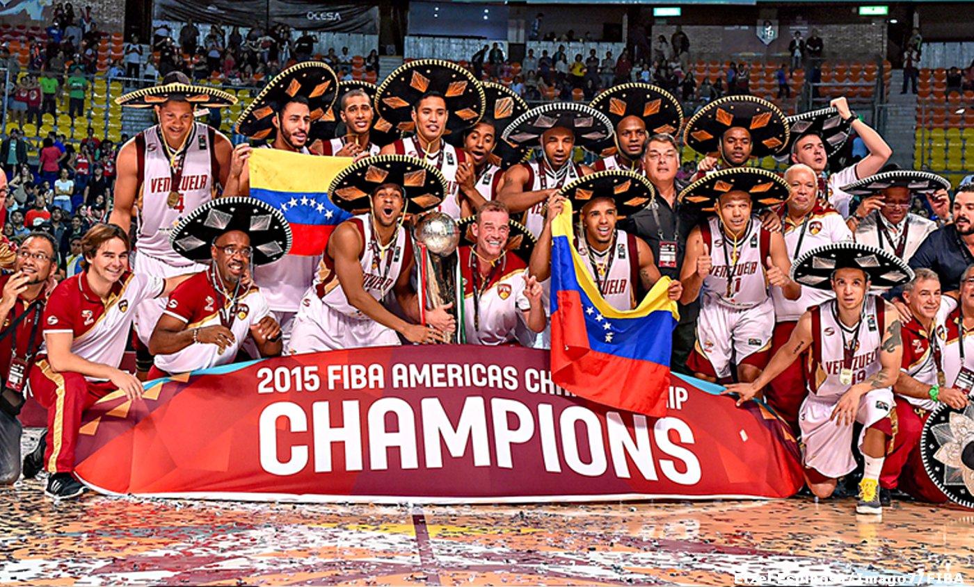 Surprise: Le Venezuela remporte le tournoi des Amériques