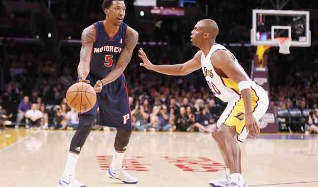 Pistons : Kentavious Caldwell-Pope prolongé