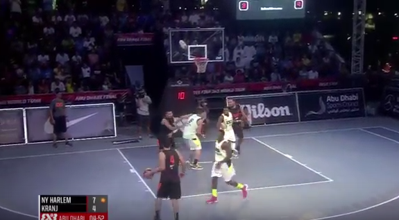 Le World Tour Final 3x3 en direct