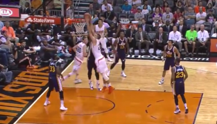 Replay : le gros chantier d'Alex Len face à Utah !