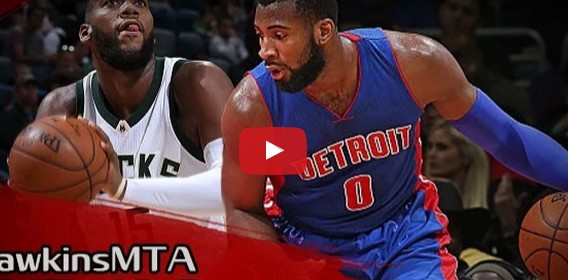 Replay : Les highlights du duel Greg Monroe - Andre Drummond