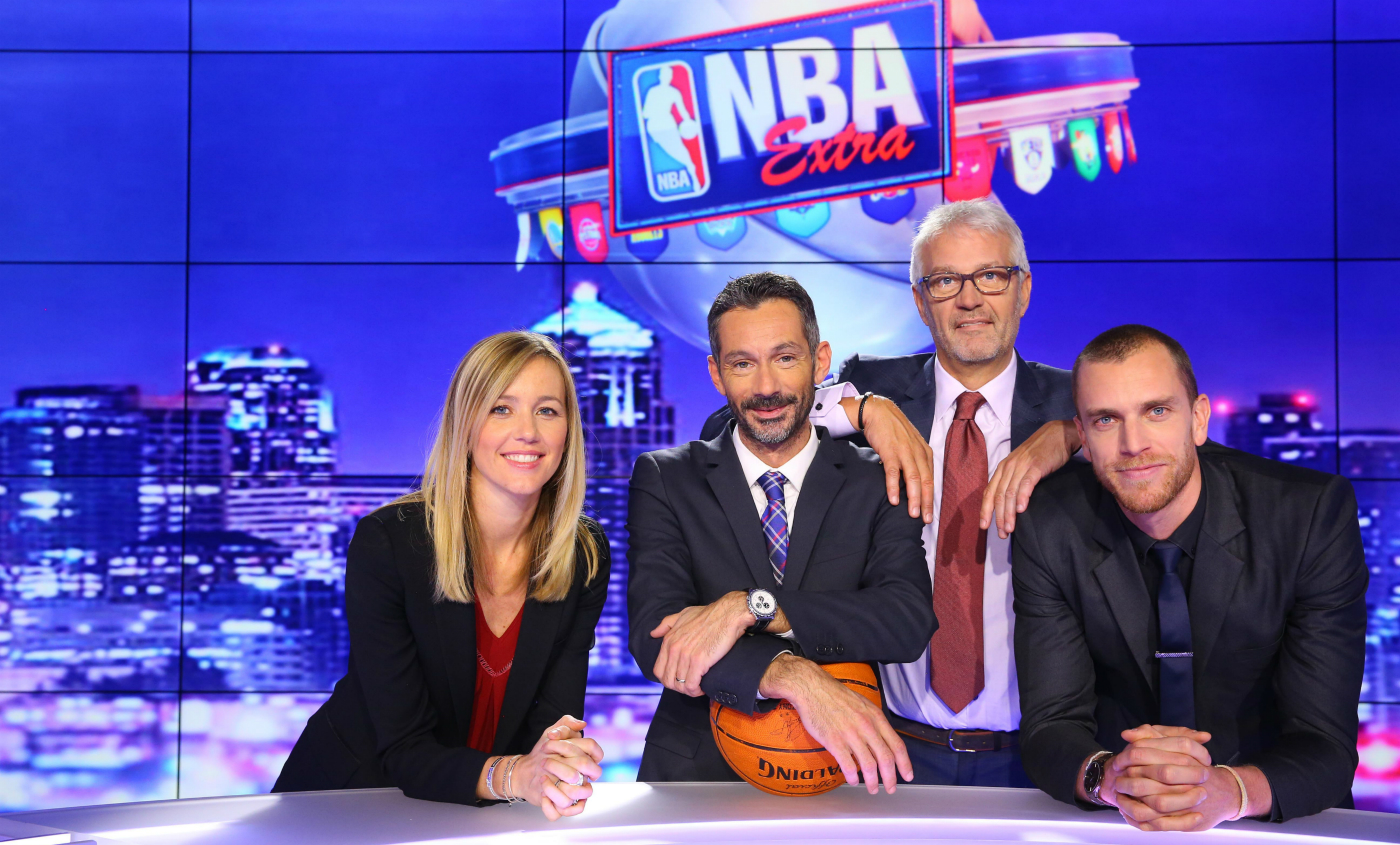 Médias : beIN Sports met encore plus le paquet sur la NBA