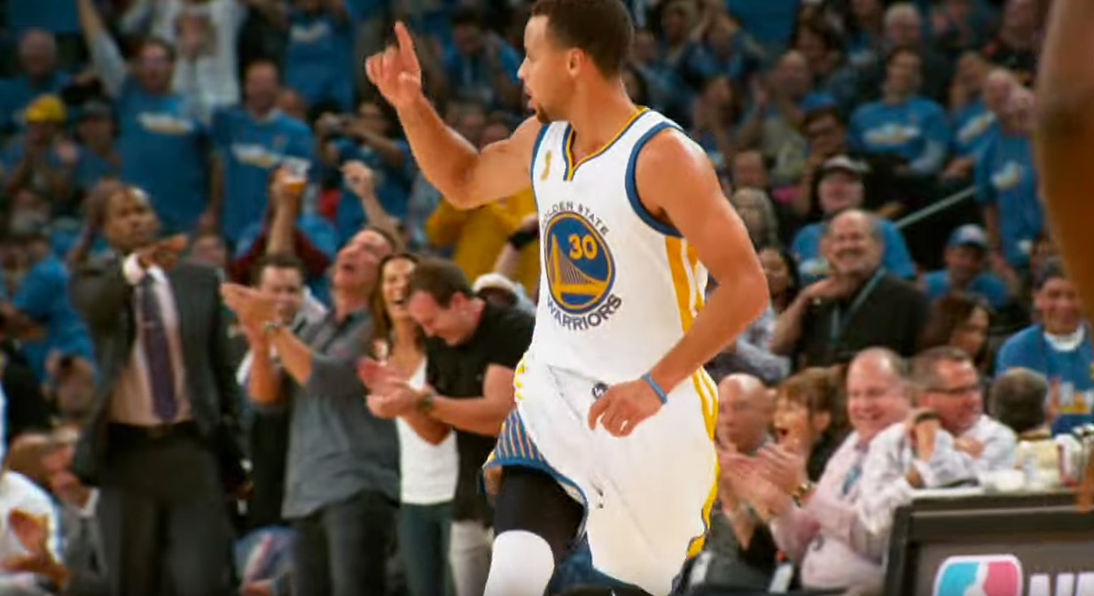 Jack vs Curry, le duel improbable de la nuit
