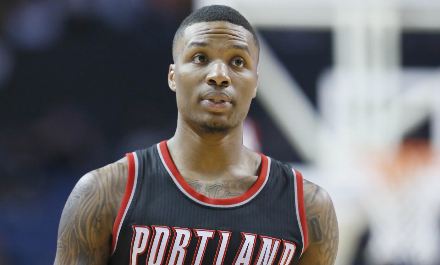 Damian Lillard permet à Portland d'arracher la victoire à Memphis