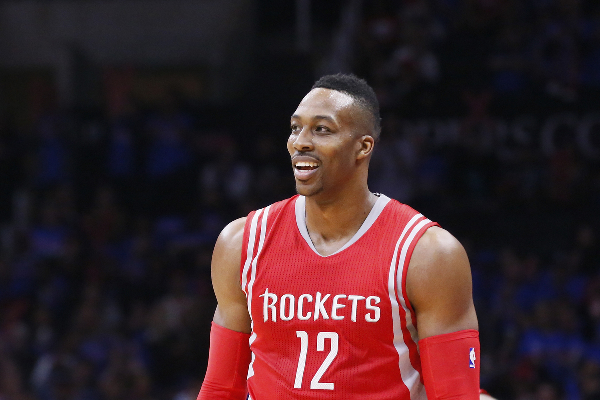 Dwight Howard et Houston, ça sent la fin