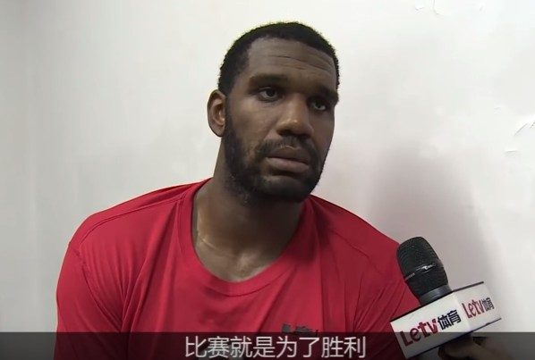 Come-back : Greg Oden cartonne en Chine (23 pts, 14 rbds)