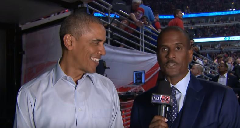 Barack Obama se verrait bien... dirigeant NBA !