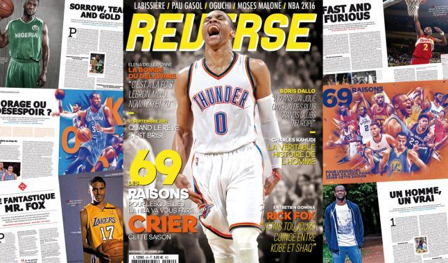 REVERSE 54 : 69 raisons de crier devant la NBA cette saison