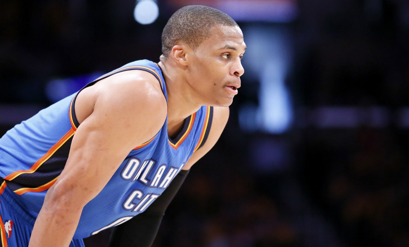 Russell Westbrook se lâche sur les All-Defensive Teams !