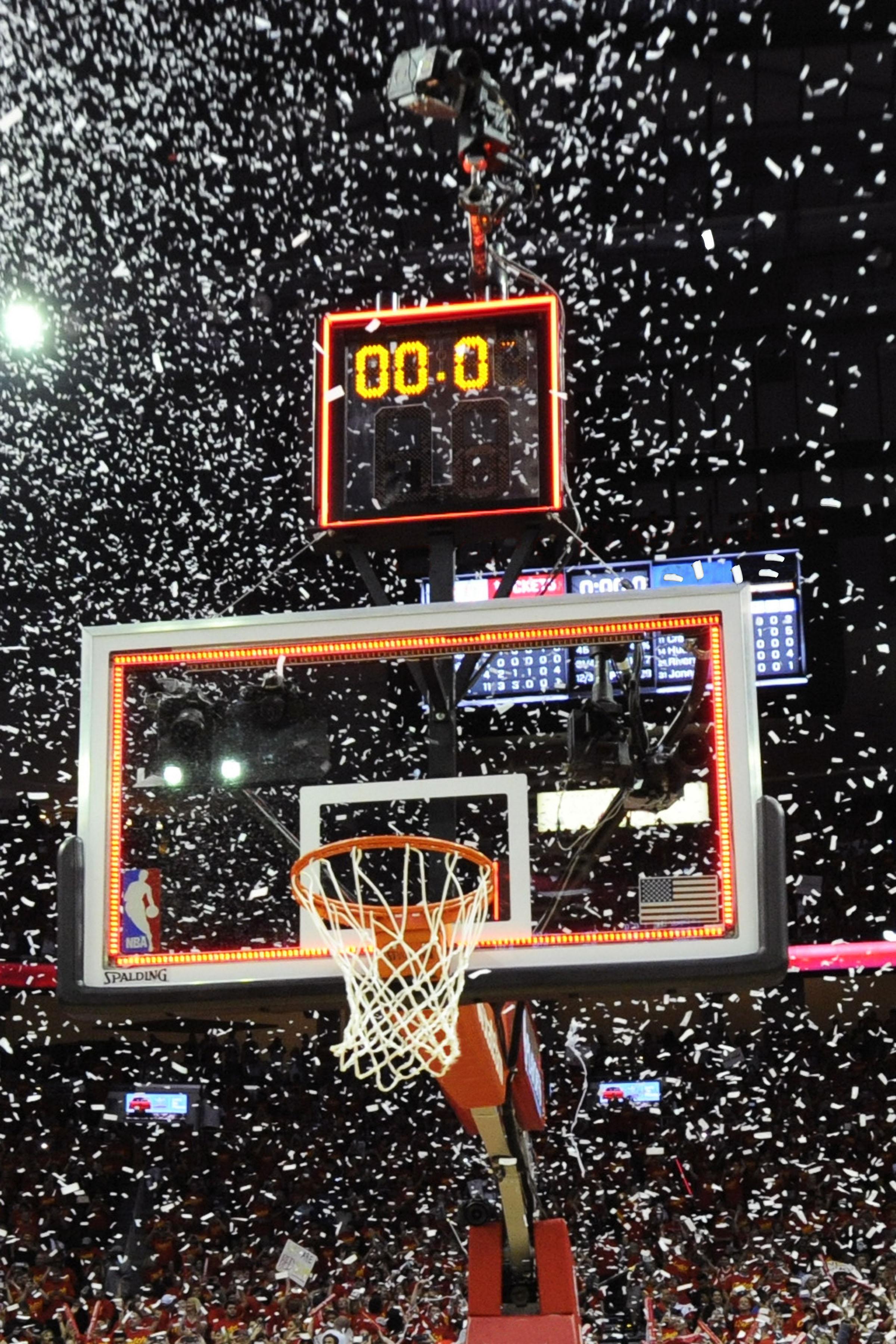 Tissot, premier chronométreur officiel de la NBA !