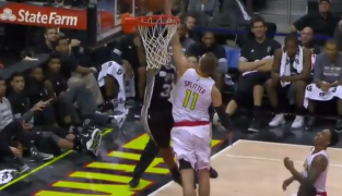 Top 5 : Tiago Splitter prend sa revanche sur les Spurs !