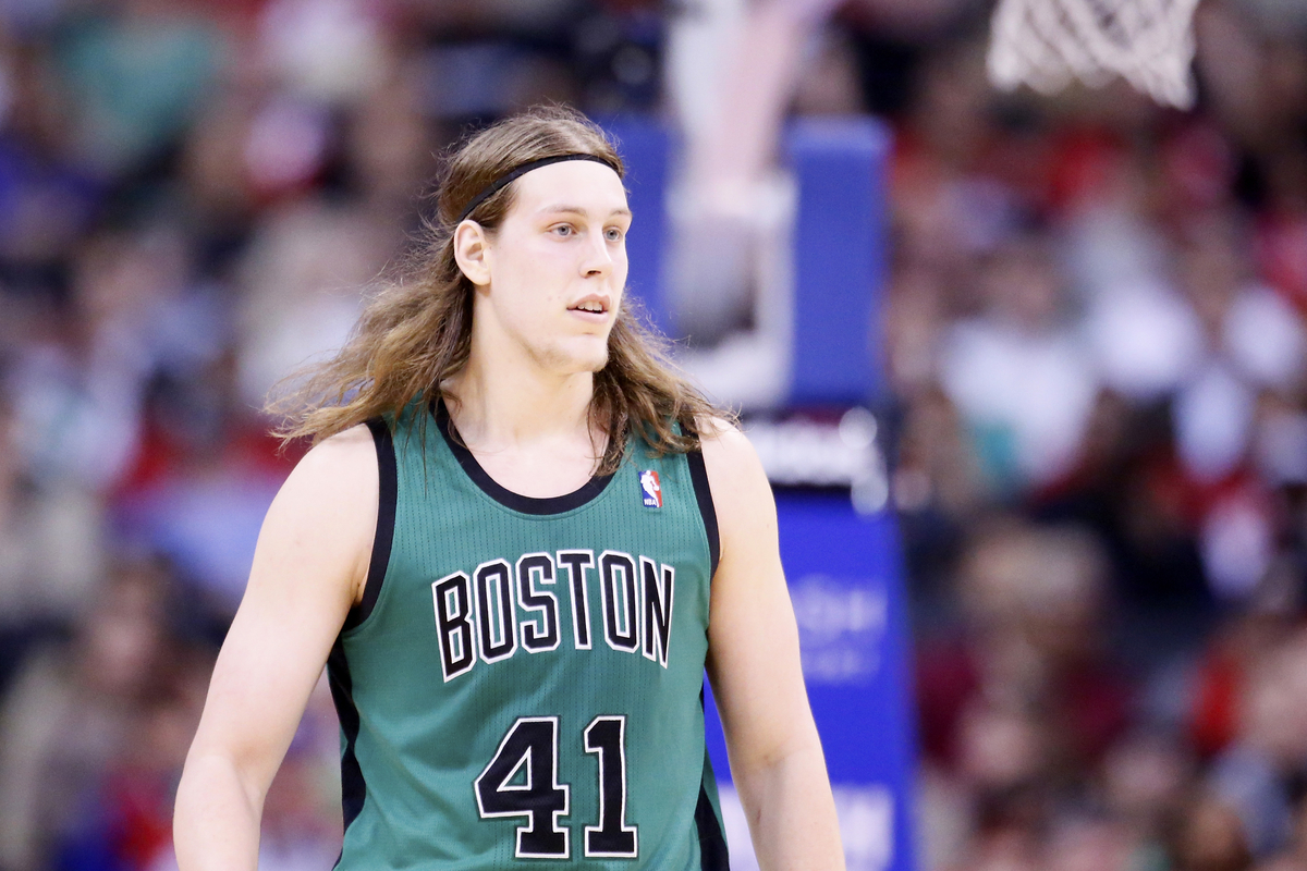 Kelly Olynyk est face à un dilemme...