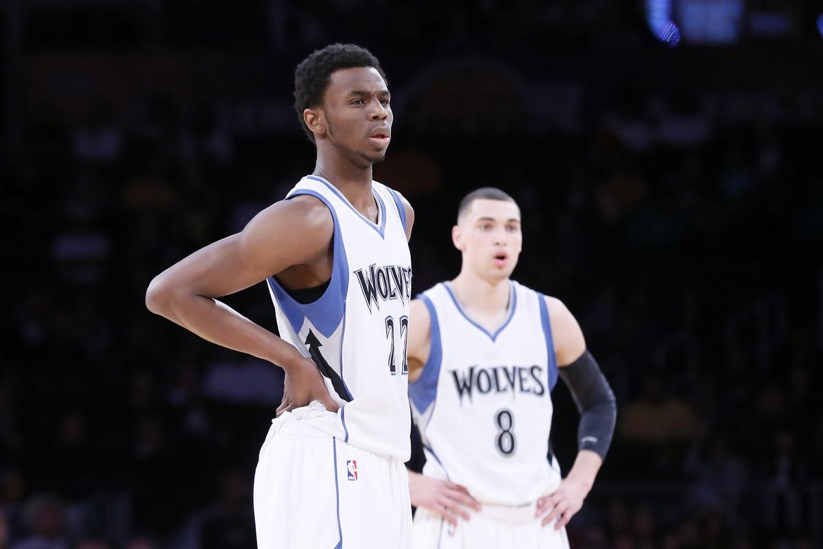 La jeune garde des Wolves se paye le Heat malgré le TD de Whiteside