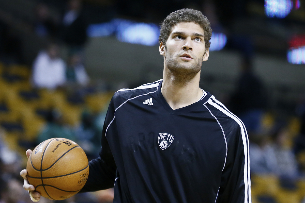 Les Brooklyn Nets prêts à brader Brook Lopez ?