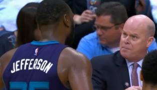 L'étonnante engueulade entre Al Jefferson et son coach