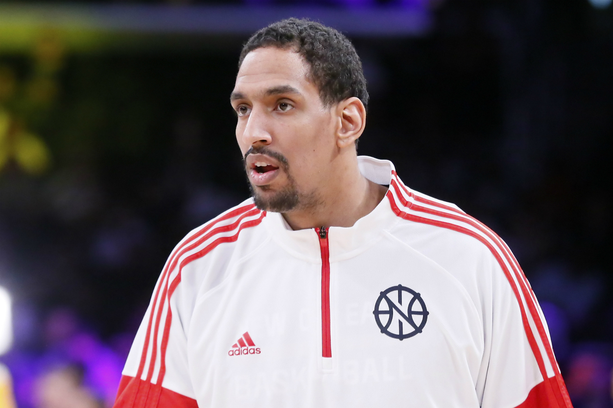Alexis Ajinça voulait se faire respecter à la maison, même contre Kobe Bryant...