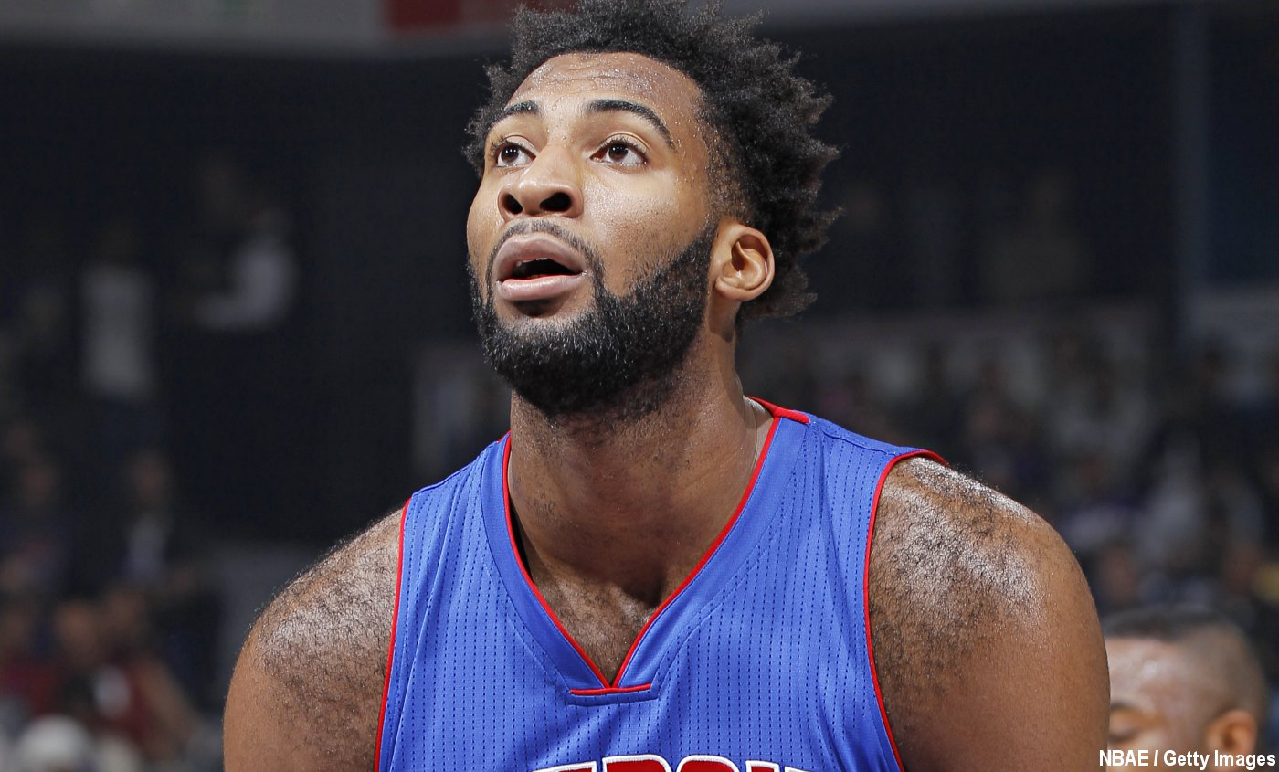 Andre Drummond remplace John Wall au All-Star Game