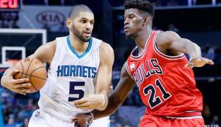 Les Hornets atomisent la défense des Bulls
