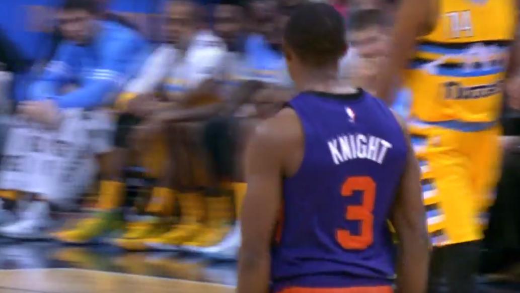 Perf : Brandon Knight (38 points) n'a fait qu'une bouchée des Nuggets !