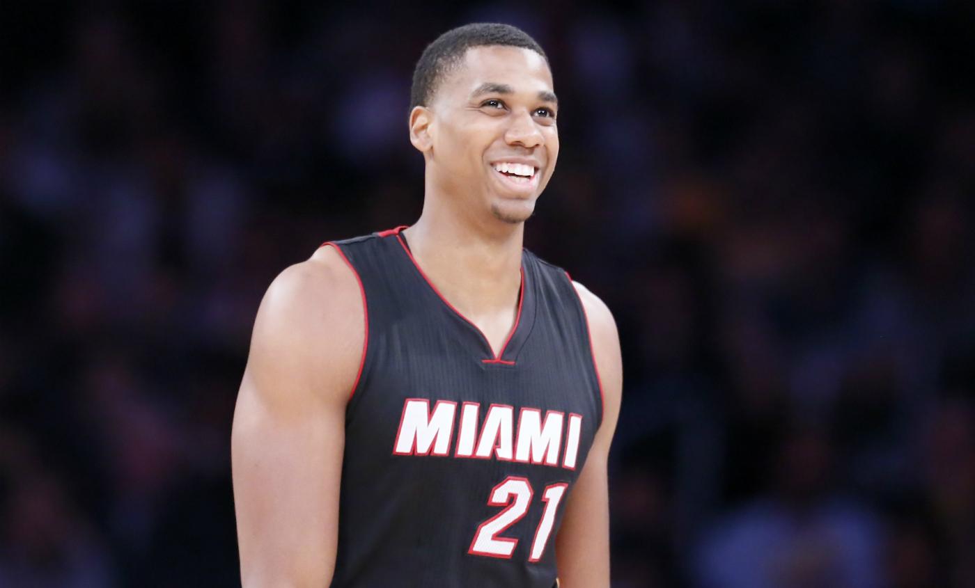 Hassan Whiteside sur la bonne voie pour prolonger au Miami Heat