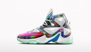 Nike lance une LeBron 13 «25K»