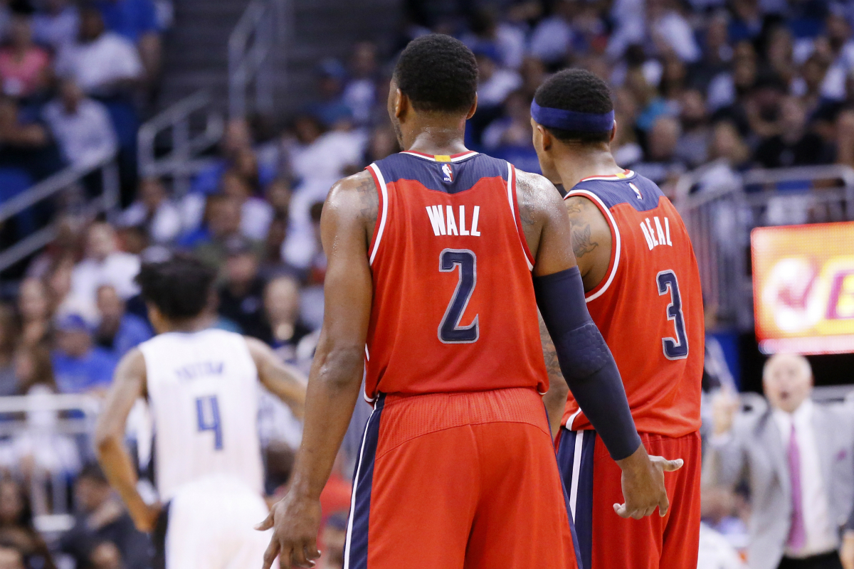 Pourquoi le couple John Wall-Bradley Beal va mal finir