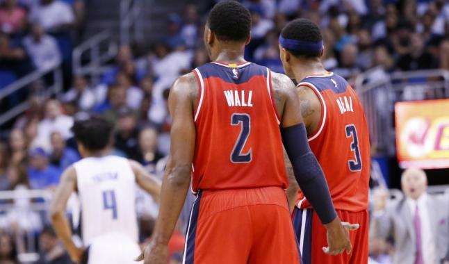 Wall, Beal et les Wizards se reprennent contre Toronto