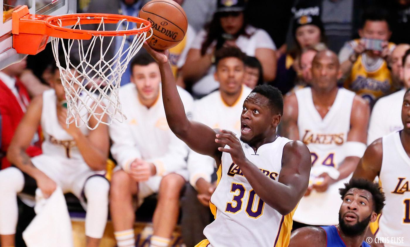 Les Lakers de Julius Randle font tomber les Warriors !