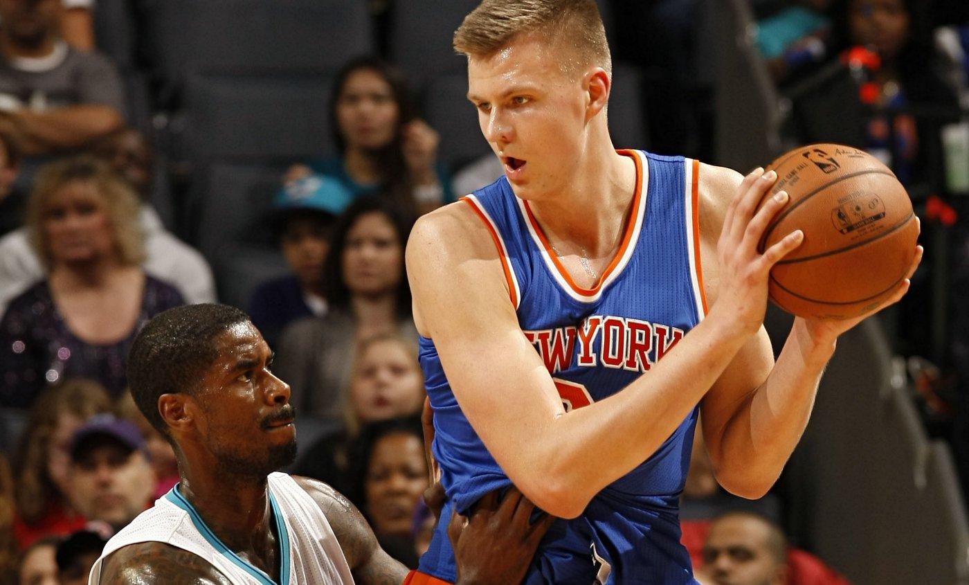 Kristaps Porzingis a compris que les Knicks avaient besoin de temps