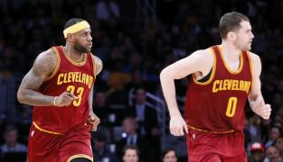 Kevin Love encense l'intelligence de LeBron James et ne lui en veut pas