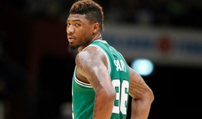 Hécatombe à Boston : Marcus Smart out jusqu'à nouvel ordre