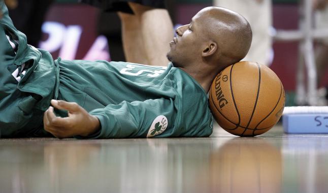Ray Allen s'indigne du manque de loyauté des Celtics pour Thomas